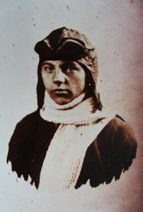 Der Gründer der HUG Fahrschule: Adolf Hug, (geb. 1899)